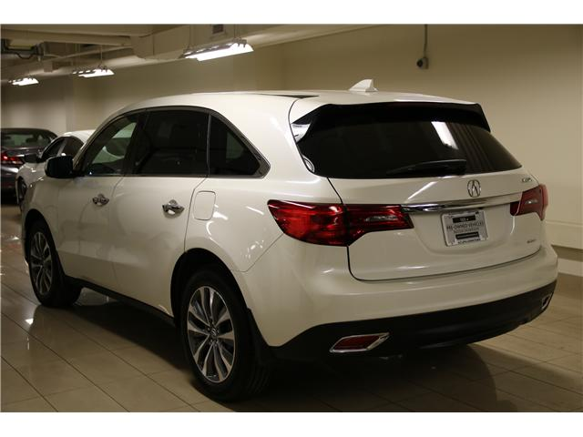 2016 Acura MDX Navigation Package (Stk: M12280A) in Toronto - Image 3 of 28