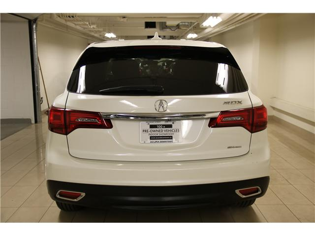 2016 Acura MDX Navigation Package (Stk: M12280A) in Toronto - Image 4 of 28