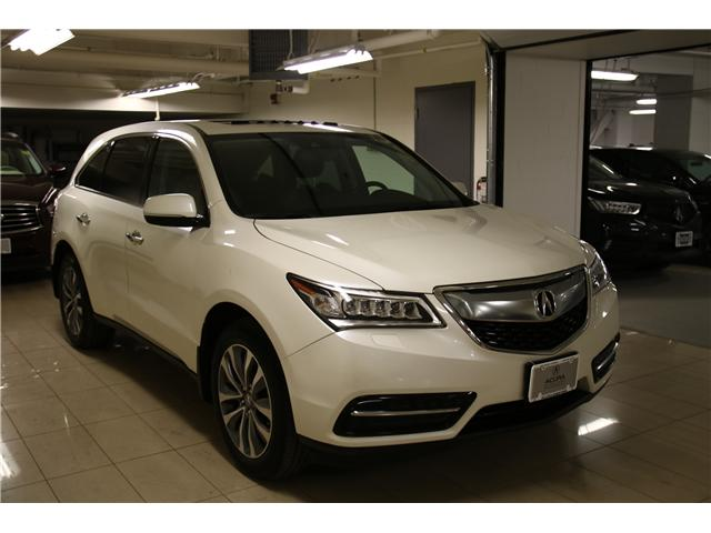 2016 Acura MDX Navigation Package (Stk: M12280A) in Toronto - Image 7 of 28