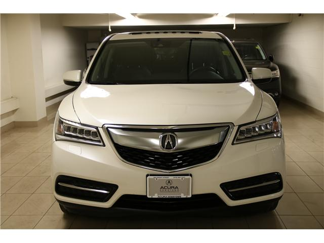 2016 Acura MDX Navigation Package (Stk: M12280A) in Toronto - Image 8 of 28