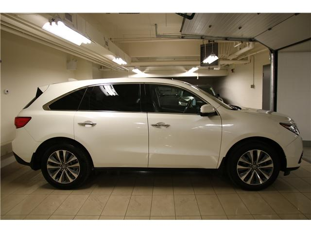 2016 Acura MDX Navigation Package (Stk: M12280A) in Toronto - Image 6 of 28