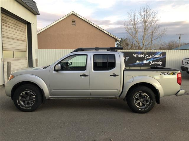 2018 Nissan Frontier PRO-4X (Stk: 14206) in Fort Macleod - Image 2 of 18