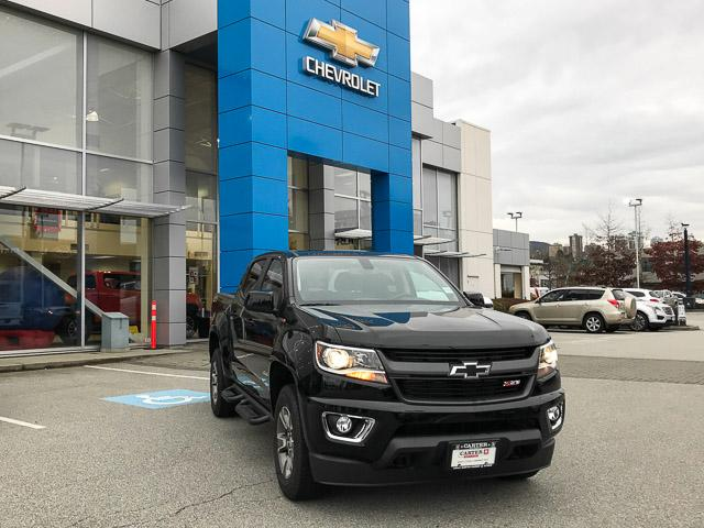 2019 Chevrolet Colorado Z71 (Stk: 9CL19720) in North Vancouver - Image 2 of 13