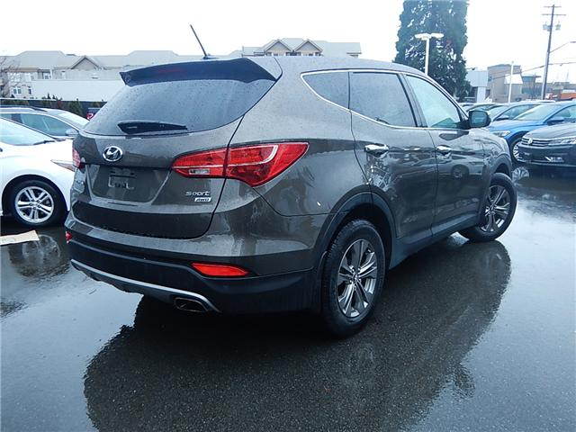 2014 Hyundai Santa Fe Sport 2.4 Luxury (Stk: JA564806A) in Surrey - Image 4 of 22