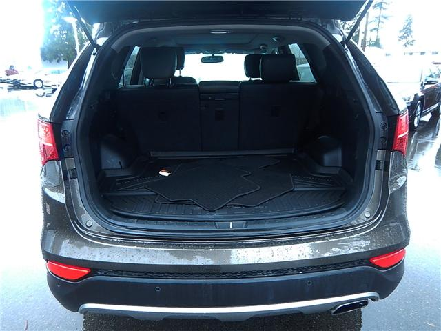 2014 Hyundai Santa Fe Sport 2.4 Luxury (Stk: JA564806A) in Surrey - Image 20 of 22