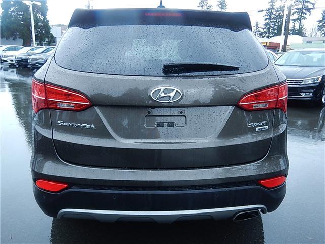 2014 Hyundai Santa Fe Sport 2.4 Luxury (Stk: JA564806A) in Surrey - Image 21 of 22