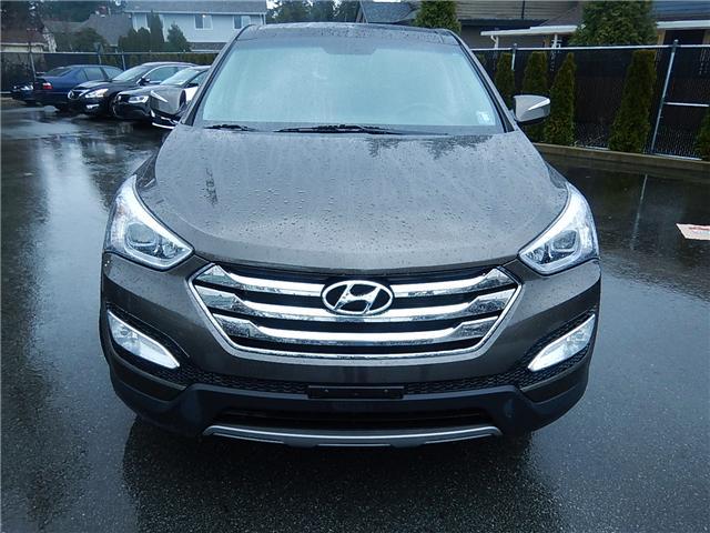 2014 Hyundai Santa Fe Sport 2.4 Luxury (Stk: JA564806A) in Surrey - Image 22 of 22