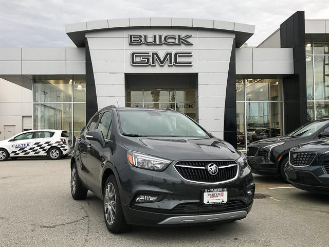 2018 Buick Encore Sport Touring (Stk: 8K0445T) in North Vancouver - Image 2 of 13