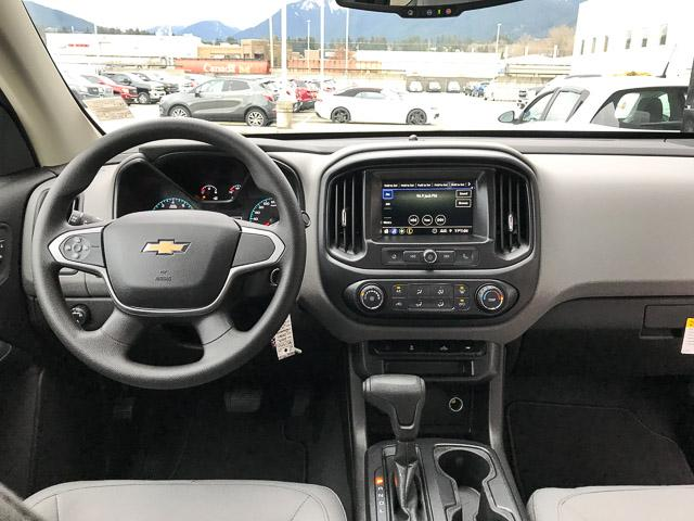2019 Chevrolet Colorado WT (Stk: 9CL17070) in North Vancouver - Image 9 of 12