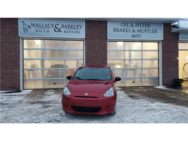 2015 Mitsubishi Mirage ES (Stk: 038898) in Truro - Image 1 of 5