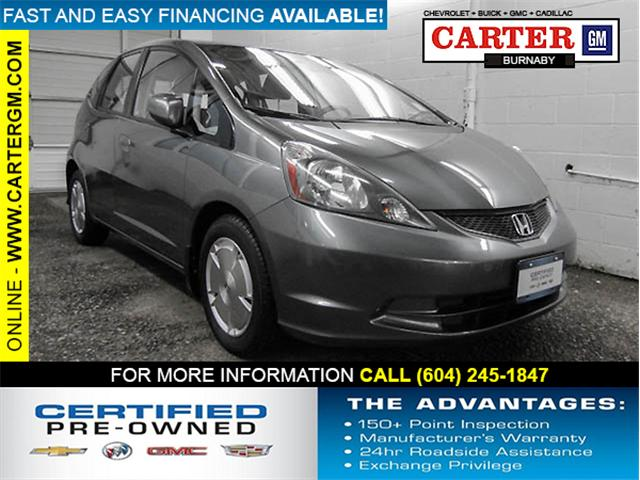 2011 Honda Fit LX (Stk: B9-98511) in Burnaby - Image 1 of 23