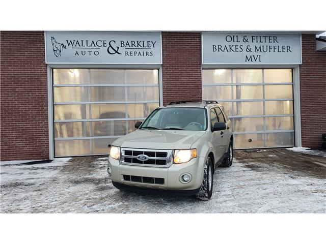 2012 Ford Escape XLT (Stk: A52454) in Truro - Image 1 of 8