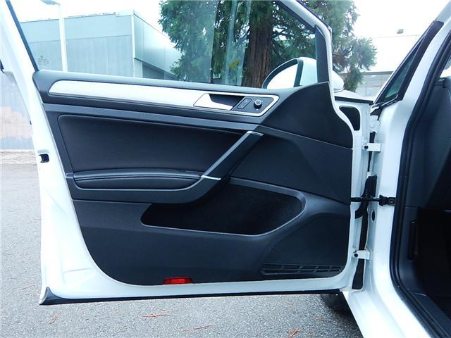 2015 Volkswagen Golf Sportwagon 2.0 TDI Comfortline (Stk: VW0751) in Surrey - Image 7 of 23