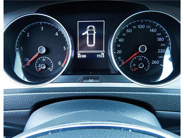 2015 Volkswagen Golf Sportwagon 2.0 TDI Comfortline (Stk: VW0751) in Surrey - Image 10 of 23