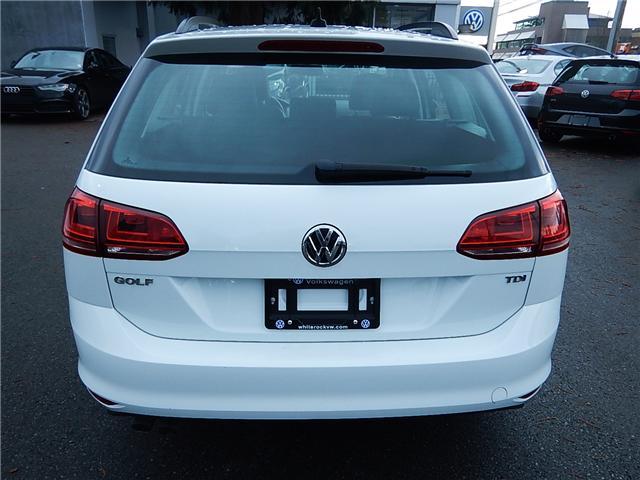 2015 Volkswagen Golf Sportwagon 2.0 TDI Comfortline (Stk: VW0751) in Surrey - Image 22 of 23