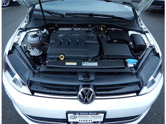 2015 Volkswagen Golf Sportwagon 2.0 TDI Comfortline (Stk: VW0751) in Surrey - Image 19 of 23