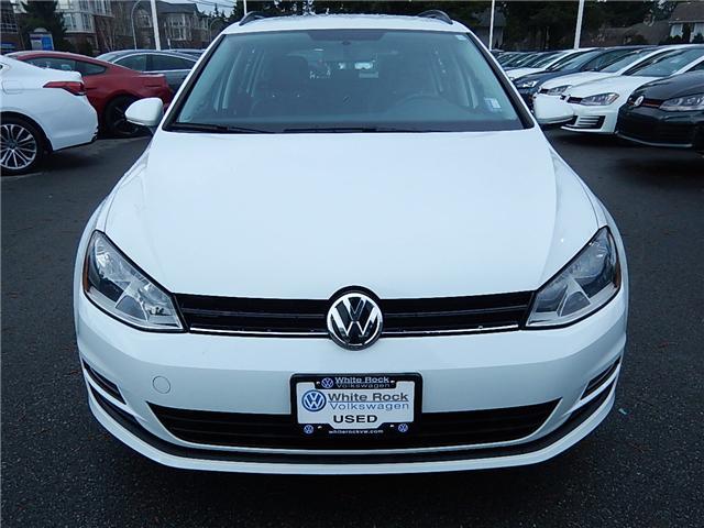 2015 Volkswagen Golf Sportwagon 2.0 TDI Comfortline (Stk: VW0751) in Surrey - Image 23 of 23