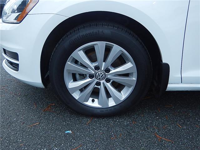 2015 Volkswagen Golf Sportwagon 2.0 TDI Comfortline (Stk: VW0751) in Surrey - Image 21 of 23