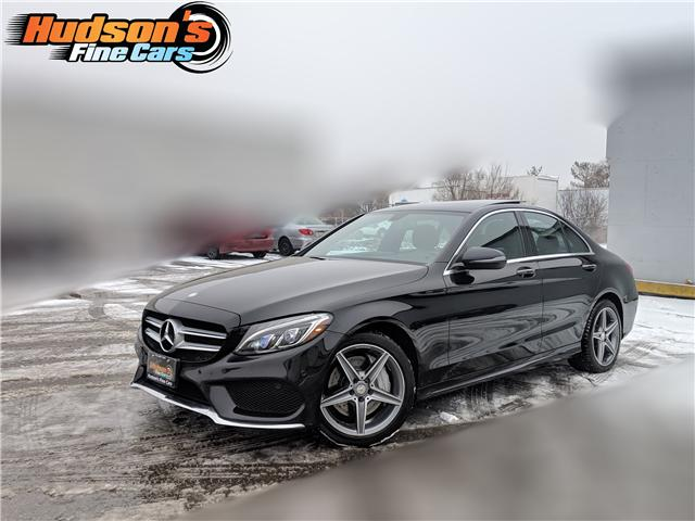 2016 Mercedes-Benz C-Class  (Stk: 04360) in Toronto - Image 1 of 27