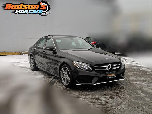 2016 Mercedes-Benz C-Class  (Stk: 04360) in Toronto - Image 4 of 27