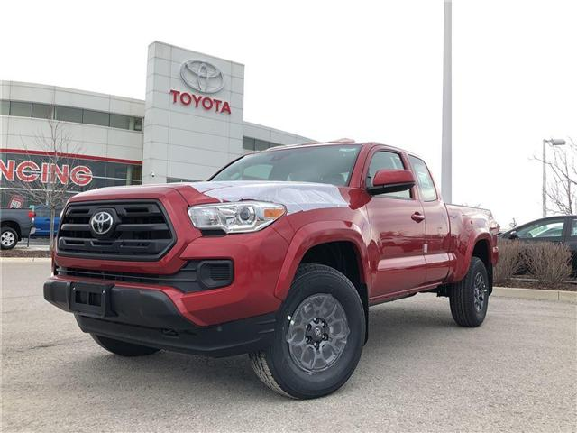 2018 Toyota Tacoma SR+ (Stk: 180663) in Whitchurch-Stouffville - Image 1 of 5