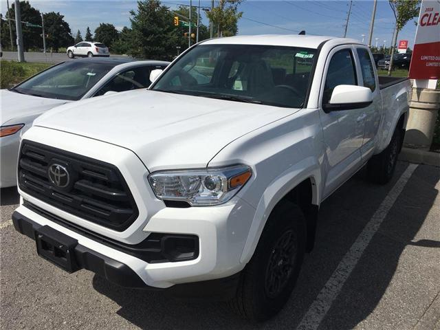 2018 Toyota Tacoma SR+ (Stk: 180679) in Whitchurch-Stouffville - Image 1 of 12