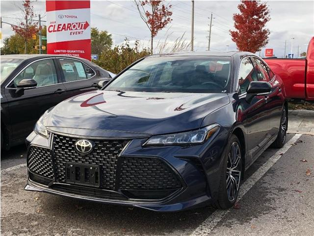 2019 Toyota Avalon XSE (Stk: 190001) in Whitchurch-Stouffville - Image 1 of 5