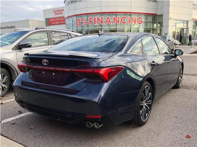 2019 Toyota Avalon XSE (Stk: 190001) in Whitchurch-Stouffville - Image 9 of 12
