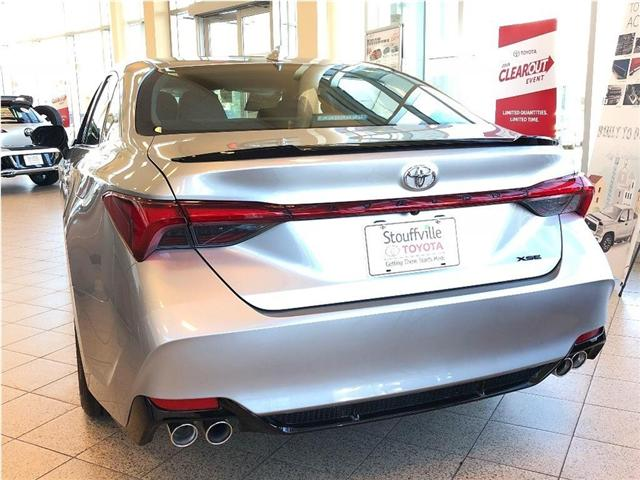 2019 Toyota Avalon XSE (Stk: 190002) in Whitchurch-Stouffville - Image 4 of 5