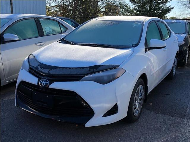 2019 Toyota Corolla LE (Stk: 190018) in Whitchurch-Stouffville - Image 1 of 5