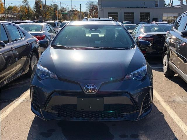 2019 Toyota Corolla SE Upgrade Package (Stk: 190019) in Whitchurch-Stouffville - Image 2 of 5