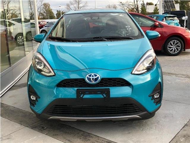 2018 Toyota Prius C Technology (Stk: 181024) in Whitchurch-Stouffville - Image 2 of 5