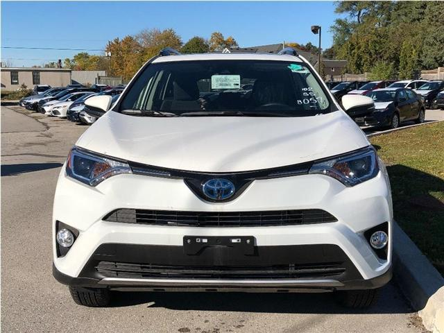 2018 Toyota RAV4 Hybrid LE+ (Stk: 181090) in Whitchurch-Stouffville - Image 2 of 5