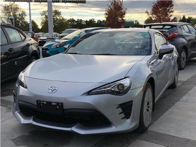 2019 Toyota 86 Base (Stk: 190039) in Whitchurch-Stouffville - Image 1 of 5