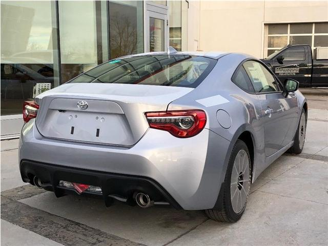 2019 Toyota 86 Base (Stk: 190039) in Whitchurch-Stouffville - Image 5 of 5
