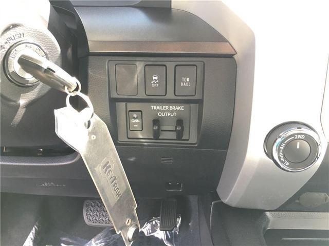 2019 Toyota Tundra SR5 Plus 5.7L V8 (Stk: 190045) in Whitchurch-Stouffville - Image 12 of 14