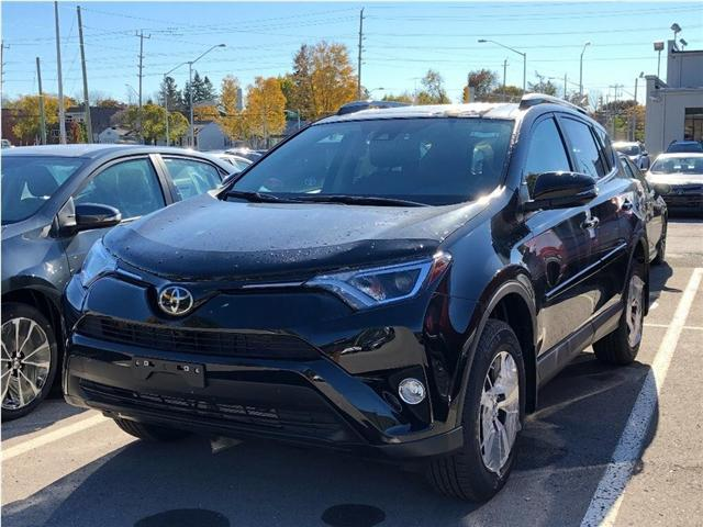 2018 Toyota RAV4 LE (Stk: 181155) in Whitchurch-Stouffville - Image 1 of 5