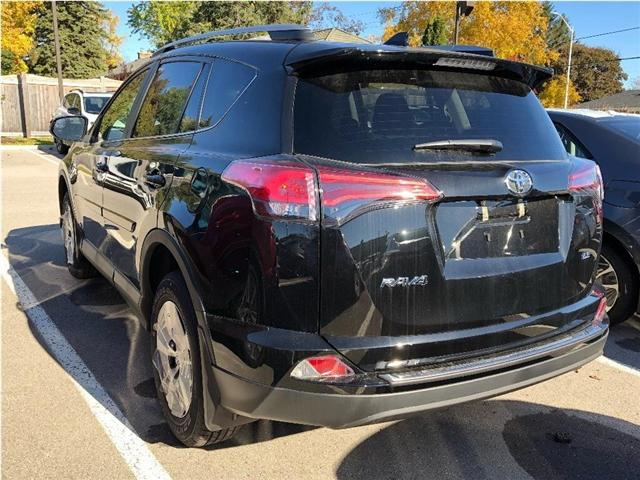 2018 Toyota RAV4 LE (Stk: 181155) in Whitchurch-Stouffville - Image 4 of 5
