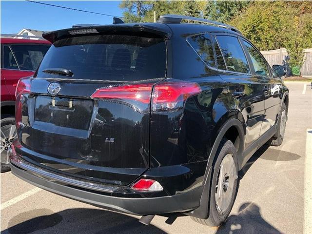 2018 Toyota RAV4 LE (Stk: 181155) in Whitchurch-Stouffville - Image 5 of 5