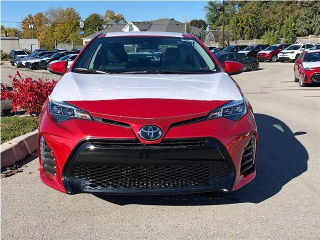 2019 Toyota Corolla SE (Stk: 190050) in Whitchurch-Stouffville - Image 2 of 5