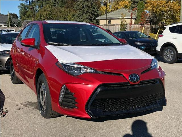 2019 Toyota Corolla SE (Stk: 190050) in Whitchurch-Stouffville - Image 3 of 5