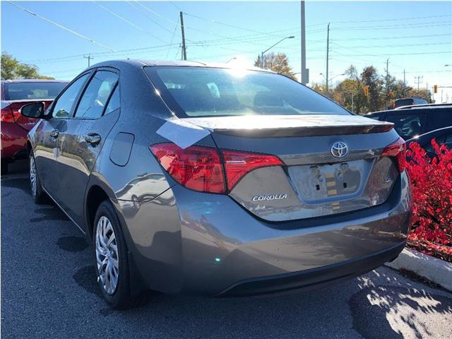 2019 Toyota Corolla SE (Stk: 190051) in Whitchurch-Stouffville - Image 4 of 5