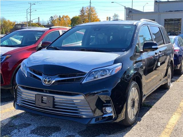 2018 Toyota Sienna XLE 7-Passenger (Stk: 181165) in Whitchurch-Stouffville - Image 1 of 5