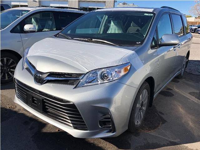 2019 Toyota Sienna LE 7-Passenger (Stk: 190070) in Whitchurch-Stouffville - Image 1 of 5