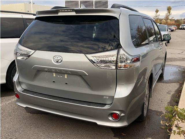 2019 Toyota Sienna SE 8-Passenger (Stk: 190081) in Whitchurch-Stouffville - Image 5 of 5