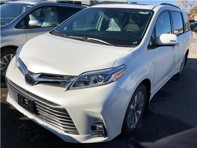 2019 Toyota Sienna Limited Package (Stk: 190088) in Whitchurch-Stouffville - Image 1 of 5
