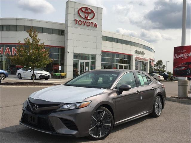 2018 Toyota Camry XSE V6 (Stk: 180056) in Whitchurch-Stouffville - Image 1 of 20