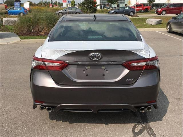 2018 Toyota Camry XSE V6 (Stk: 180056) in Whitchurch-Stouffville - Image 4 of 20
