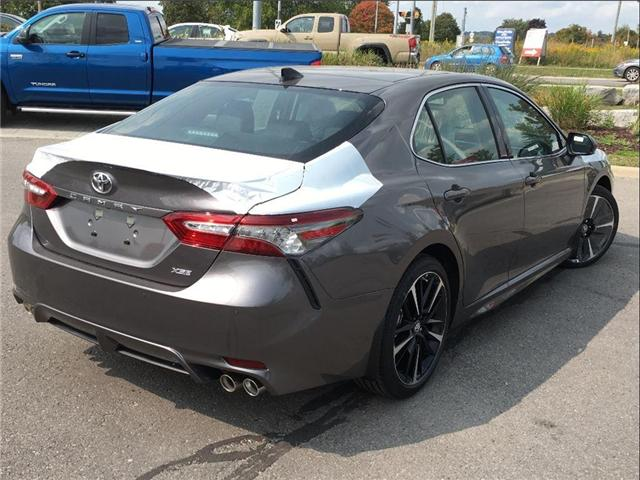 2018 Toyota Camry XSE V6 (Stk: 180056) in Whitchurch-Stouffville - Image 5 of 20