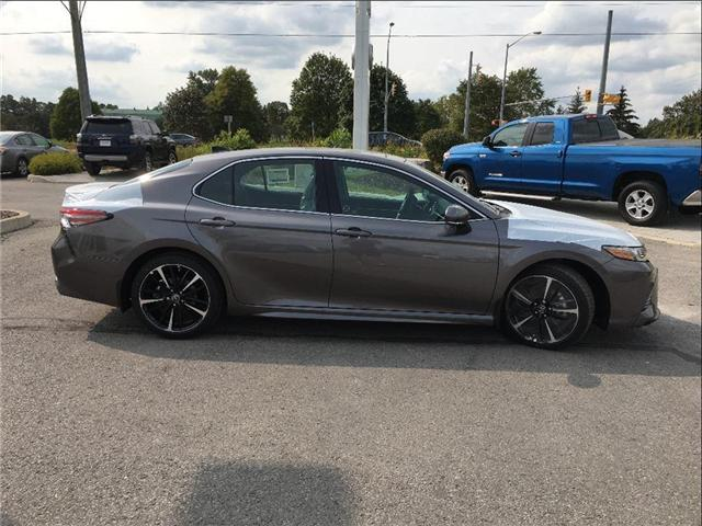 2018 Toyota Camry XSE V6 (Stk: 180056) in Whitchurch-Stouffville - Image 6 of 20